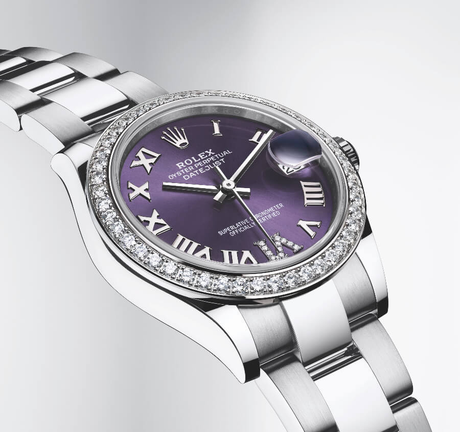 Ladies Watch Rolex Oyster Perpetual Datejust 31