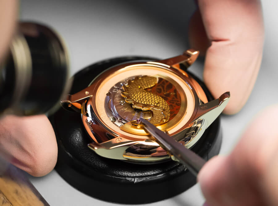 Jaquet Droz Tour Manufacture