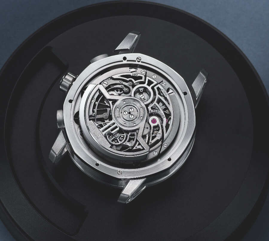 Audemars Piguet Code 11.59 Selfwinding Flying Tourbillon Chronograph In House Movement