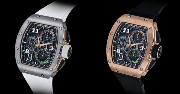 Richard Mille RM 72-01 Lifestyle In-House Chronograph (Price, Pictures and Specifications)