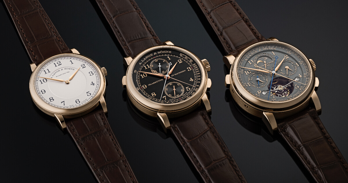 175 Years Of Precision Watchmaking In Saxony