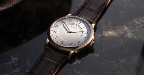 "A. Lange & Söhne 1815 Thin Honeygold ""Homage to F. A. Lange"" (Price, Pictures and Specifications)"