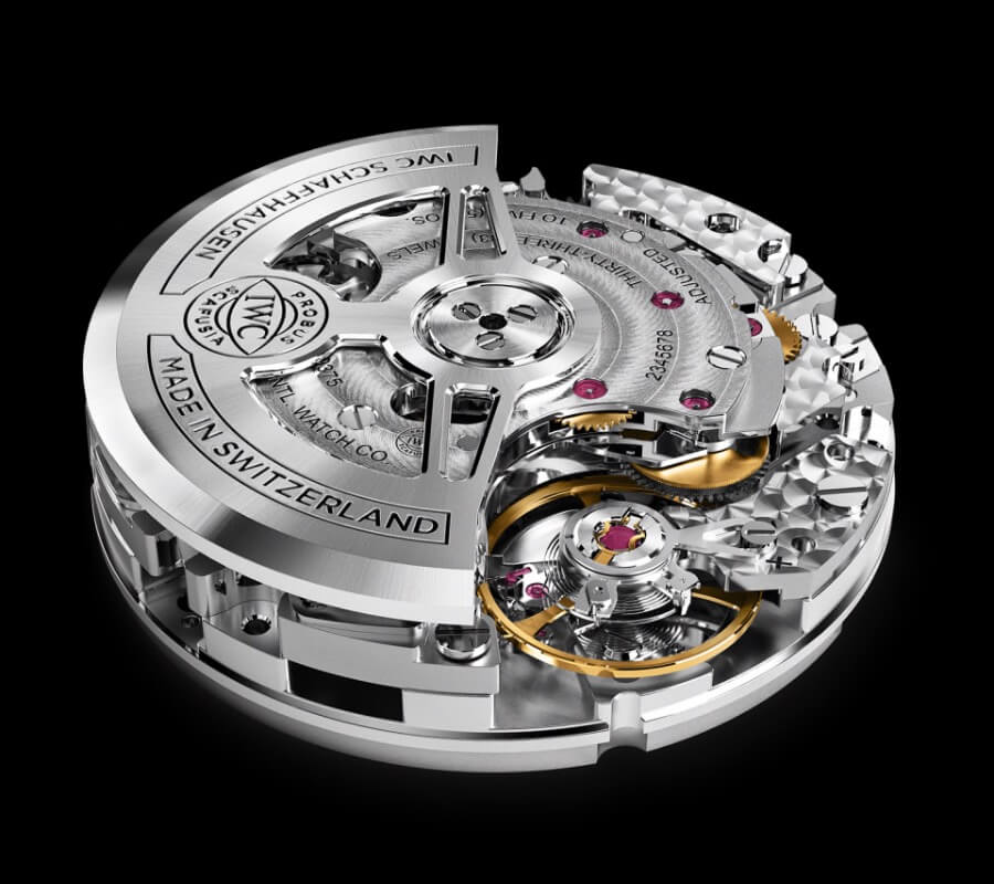 IWC Calibre 6900 In House Movement