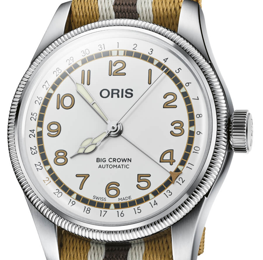 The New Oris Roberto Clemente Limited Edition