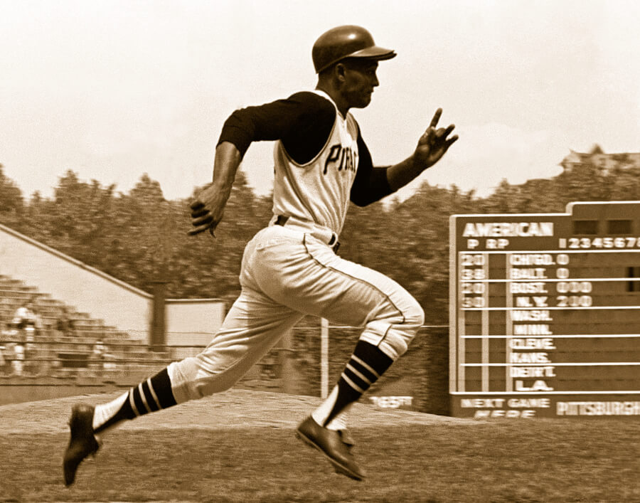 Pittsburgh Pirates Roberto Clemente