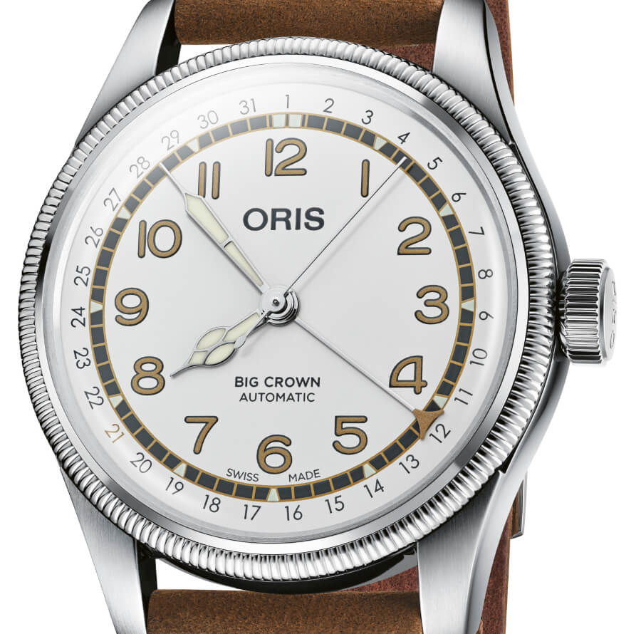 Men Watches Oris Roberto Clemente Limited Edition