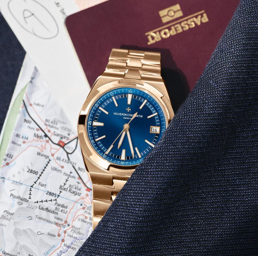 Vacheron Constantin Overseas Self-Winding In Full Pink Gold Watch Review
