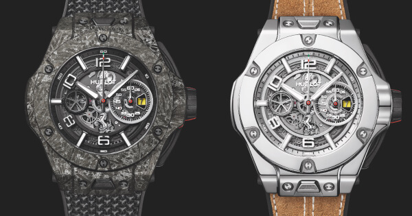 Hublot Big Bang Ferrari 1000 GP (Price, Pictures and Specifications)