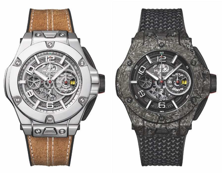 Hublot Big Bang Ferrari 1000 GP