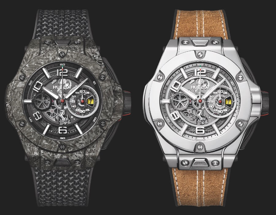 Hublot Big Bang Ferrari 1000 GP Watch Review