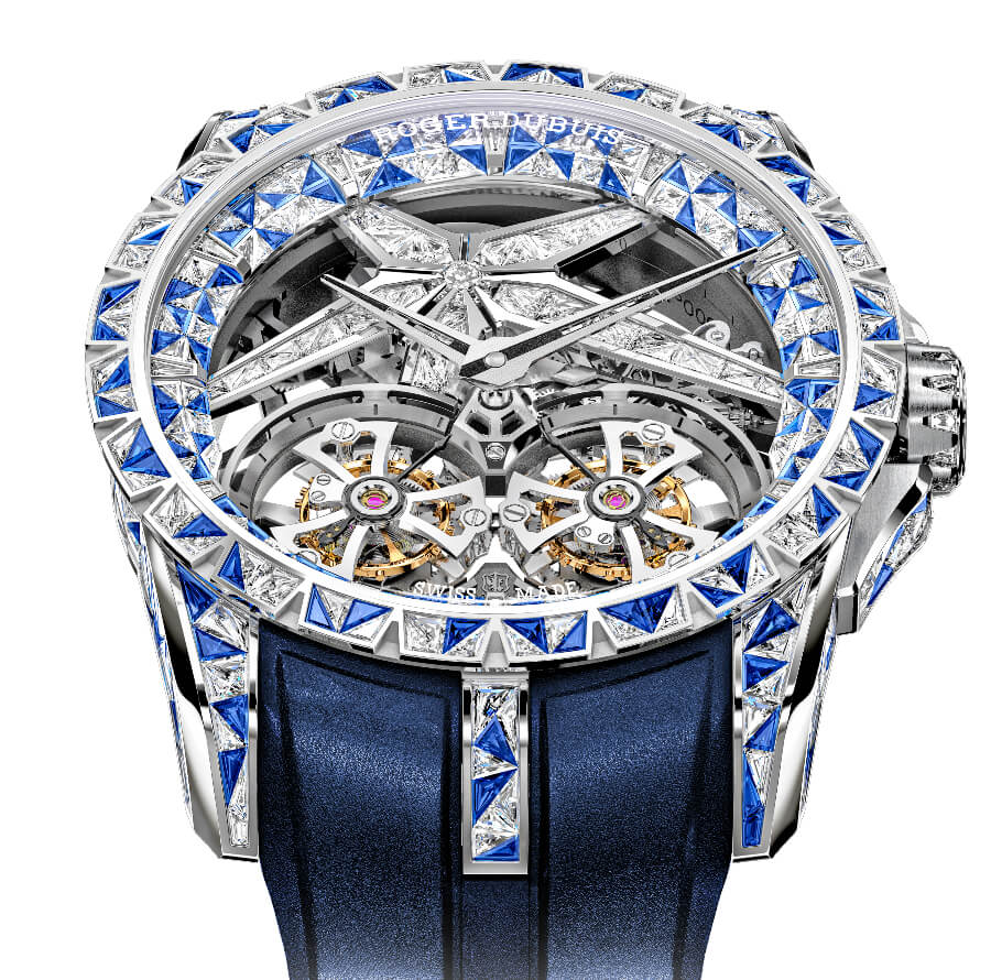 Roger Dubuis Excalibur Superbia Watch Review