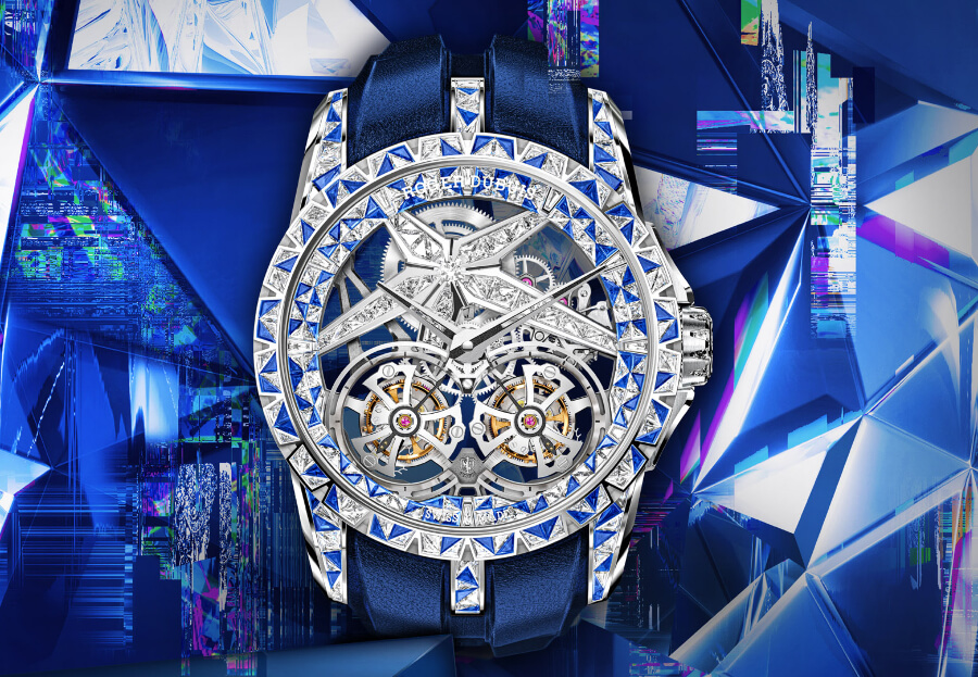 The New Roger Dubuis Excalibur Superbia Watch Review