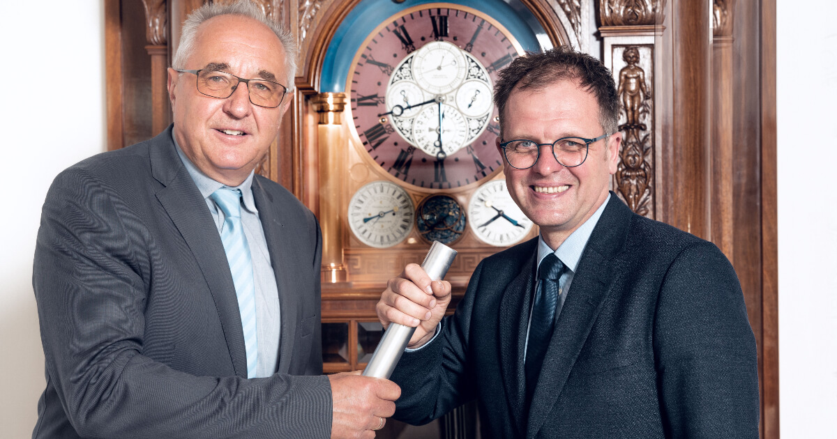 New museum director at the German Watch Museum Glashütte