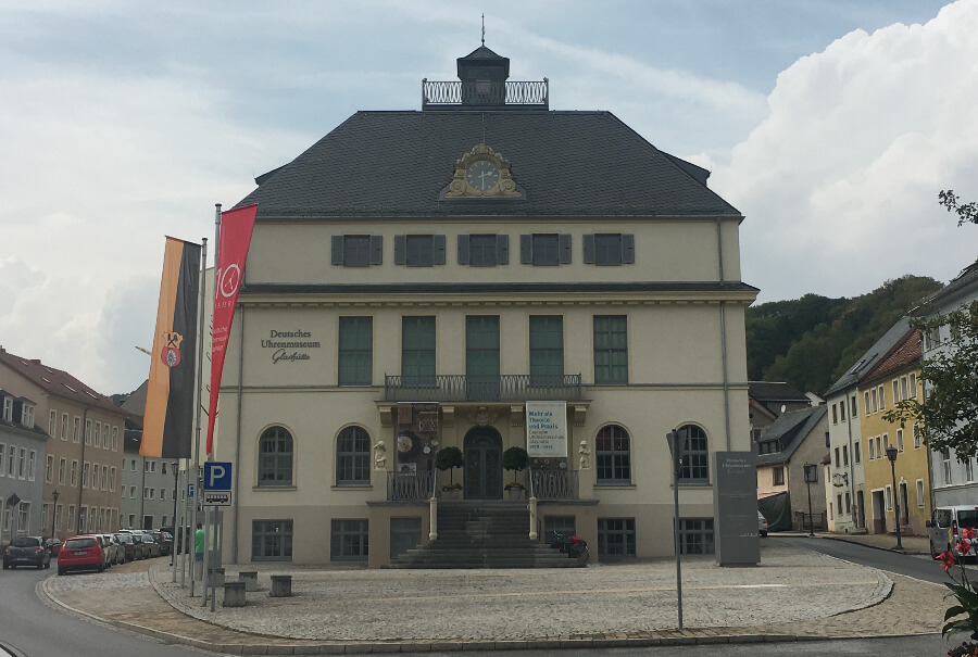 Visit German Watch Museum Glashütte