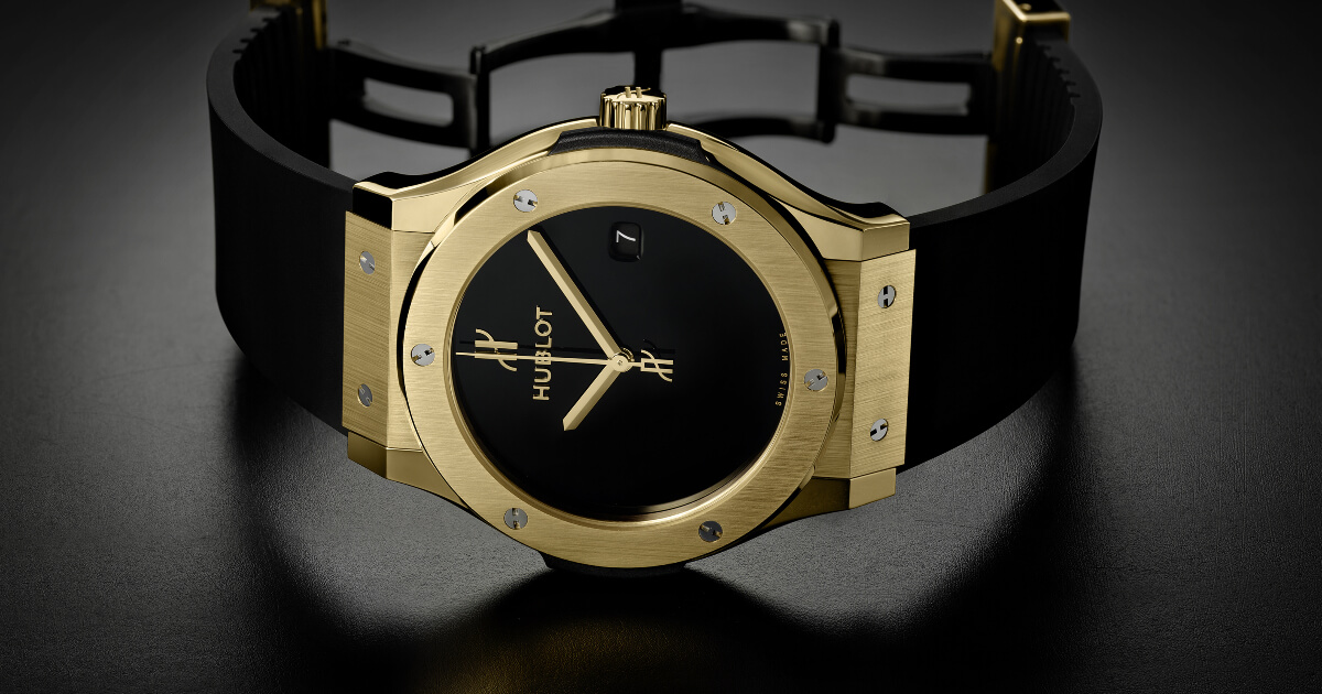 Hublot Classic Fusion 40 Years Anniversary (Price, Pictures and Specifications)