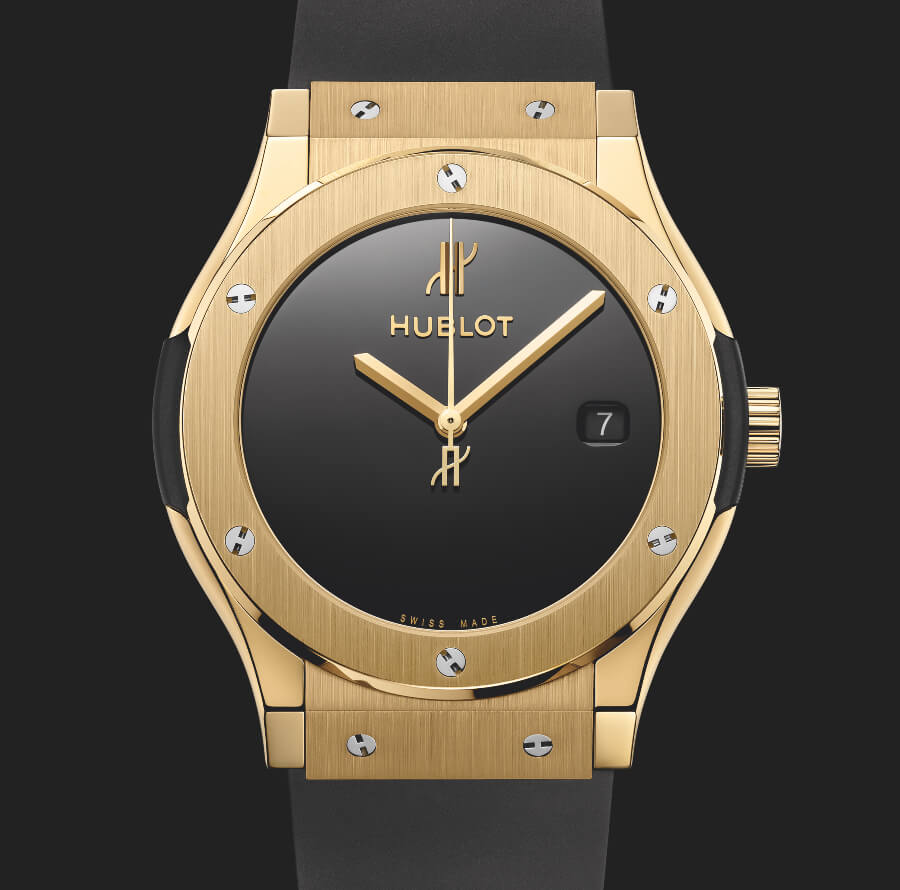The New Hublot Classic Fusion 40 Years Anniversary