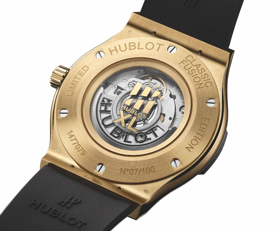 Hublot Classic Fusion 40 Years Anniversary In House Movement