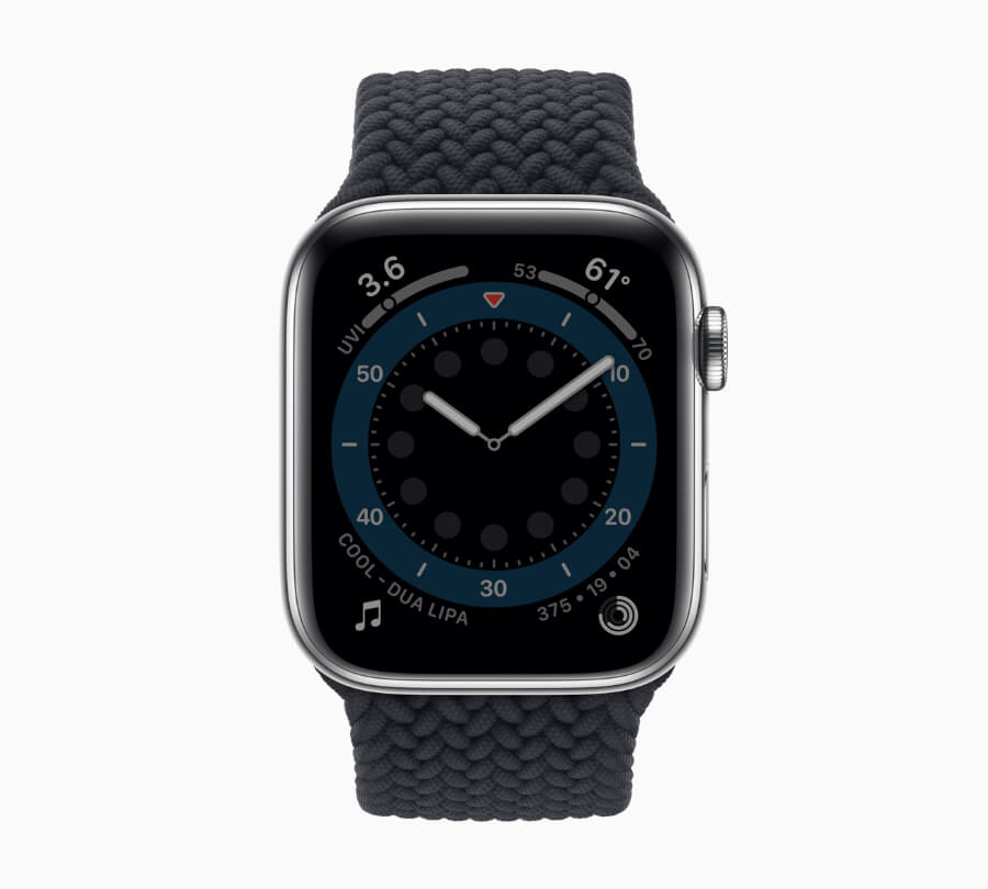 Apple watch 6 watch review