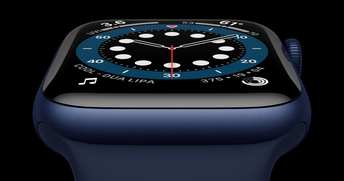 Introducing Apple Watch Series 6 (Price, Pictures and Specifications)