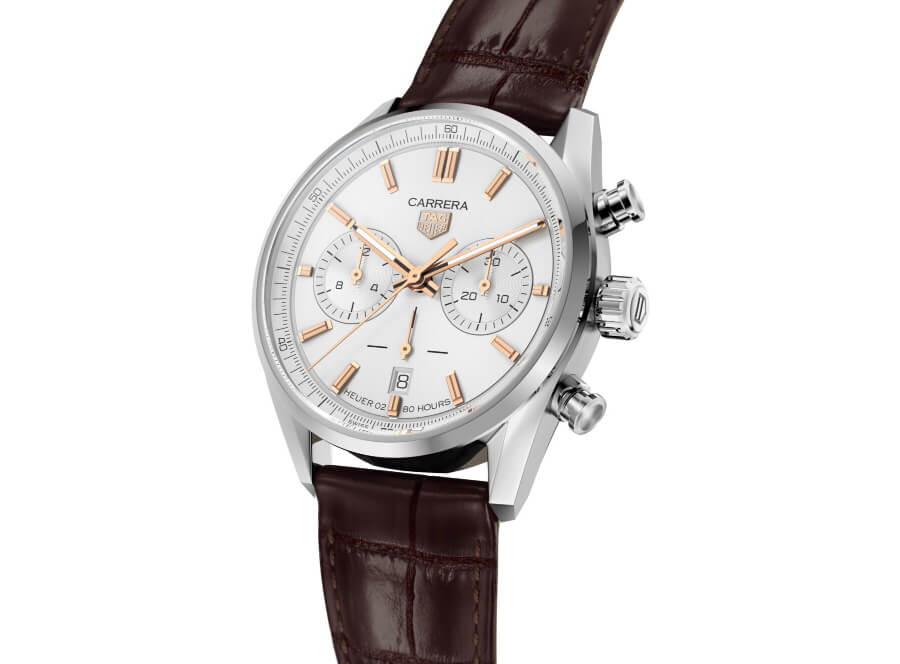 TAG Heuer Carrera Chronograph 42 mm Calibre Heuer 02 Automatic Ref. CBN2013.FC6483