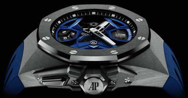 A New Design For Audemars Piguet's Royal Oak Concept Flying Tourbillon GMT (Price, Pictures and Specifications)