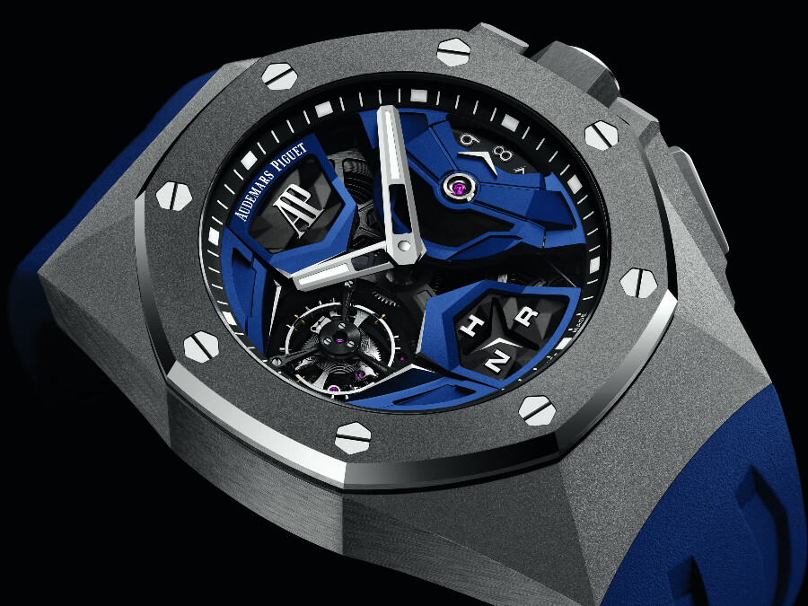 The New Audemars Piguet Royal Oak Concept Flying Tourbillon GMT 44 mm
