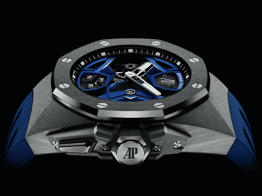 Audemars Piguet Royal Oak Concept Flying Tourbillon GMT 44 mm Watch Review