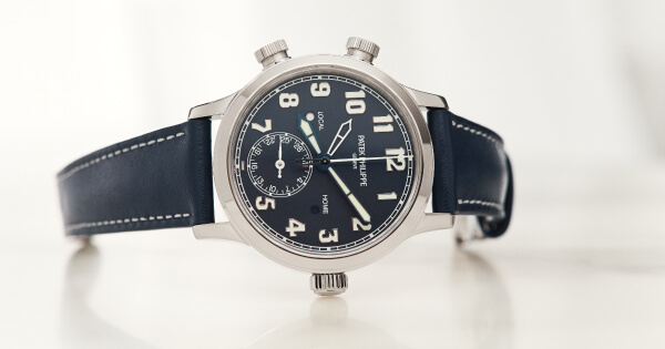 Introducing The Patek Philippe Calatrava Pilot Travel Time Ref. 7234G-001 (Price, Pictures and Specifications)
