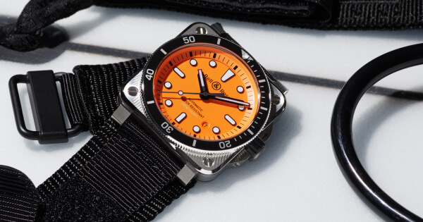 Bell & Ross BR 03-92 Diver Orange (Price, Pictures and Specifications)
