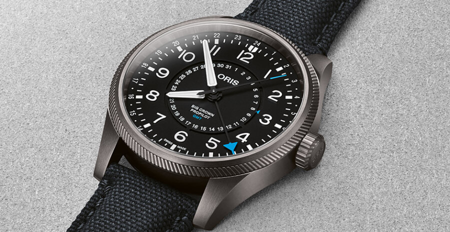 Oris 57th Reno Air Races Limited Edition Watch Review