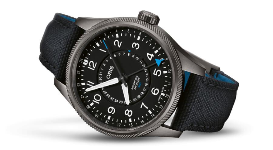 Oris Pilot watch
