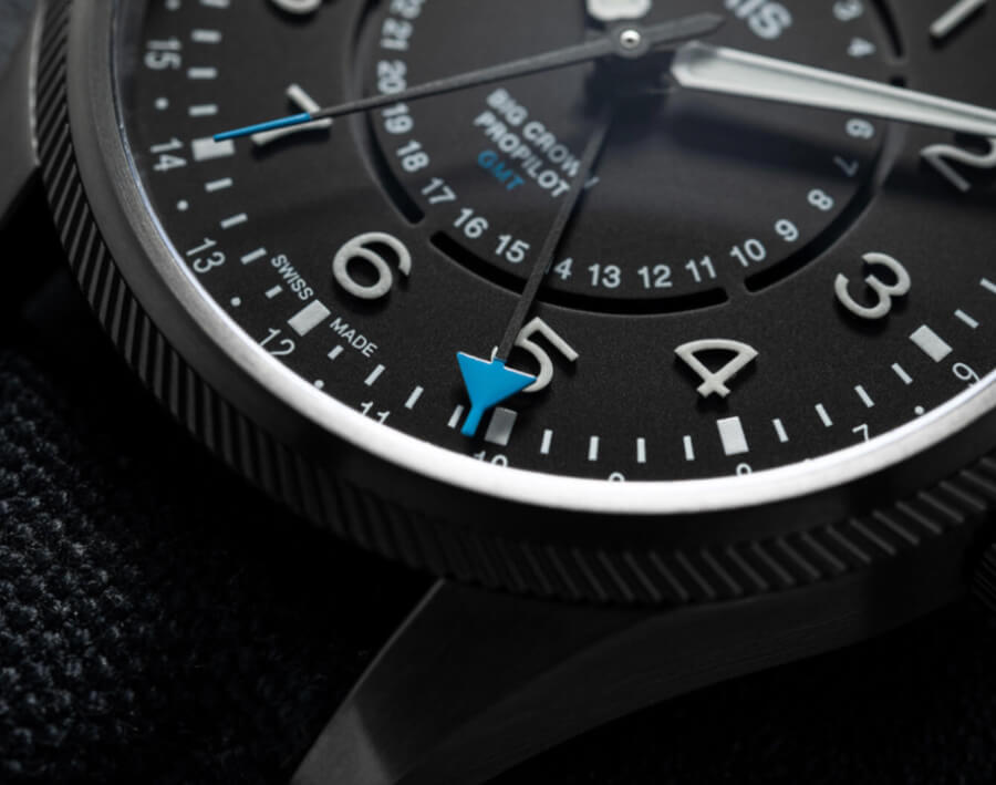 Oris 57th Reno Air Races Limited Edition Dial