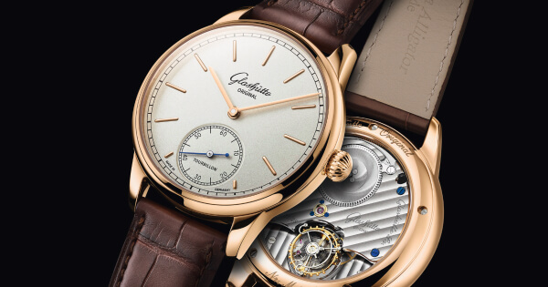 Glashütte Original Alfred Helwig Tourbillon 1920 Limited Edition (Price, Pictures and Specifications)