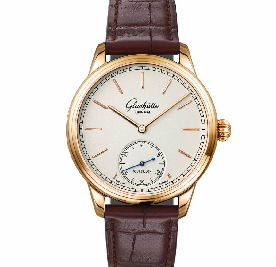 Glashütte Original Alfred Helwig Tourbillon 1920 Limited Edition Watch
