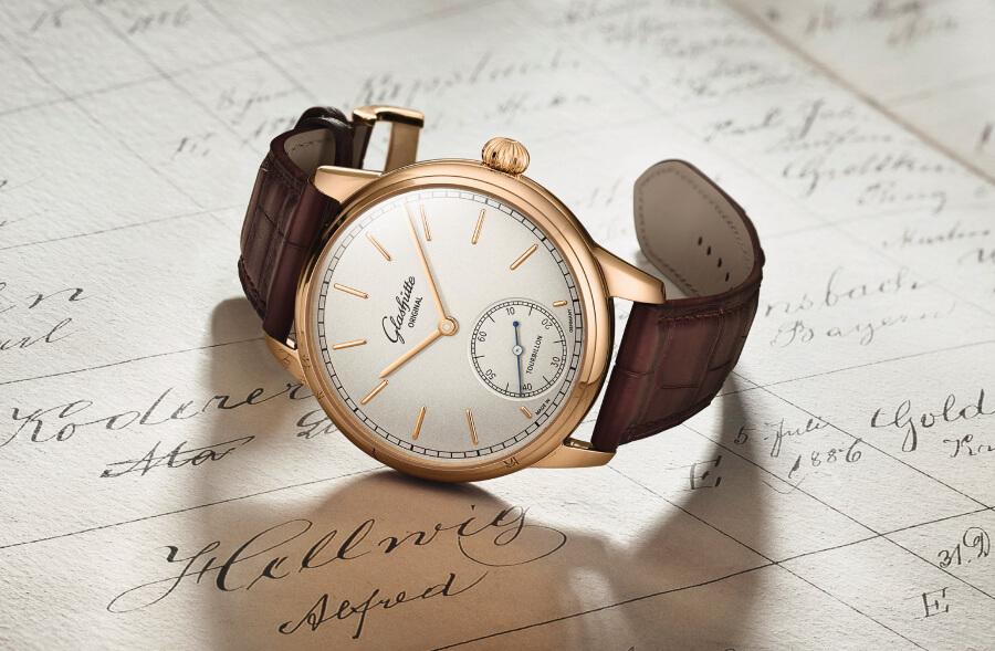 Glashütte Original Alfred Helwig Tourbillon 1920 Limited Edition Watch Review