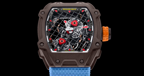 Richard Mille RM 27-04 Tourbillon Rafael Nadal (Price, Pictures and Specifications)