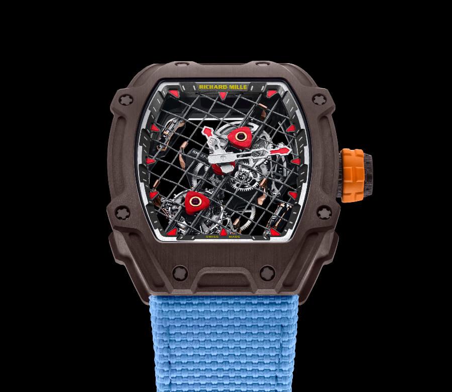 Rafael Nadal Richard Mille Watch