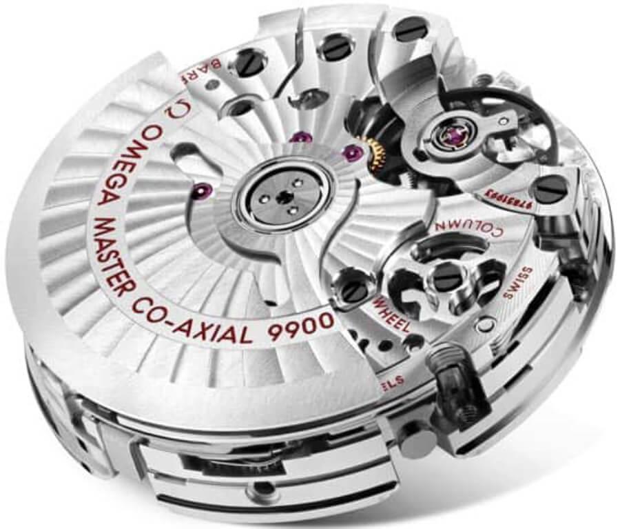 Omega Co-Axial Master Chronometer Calibre 9900