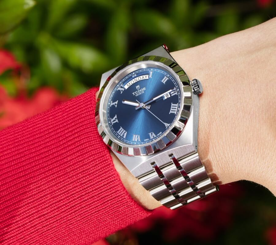 Tudor Royal 41 mm watch review