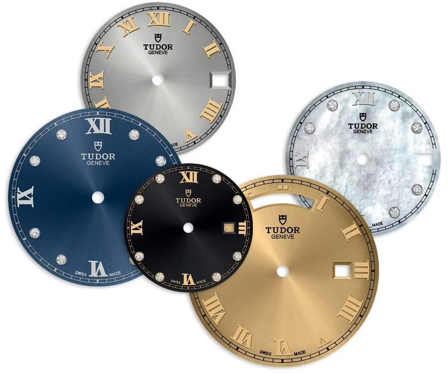 Tudor Royal Dials Collection