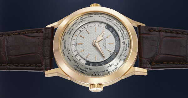 A Mythical Patek Philippe Reference 2523/1 In Rose Gold