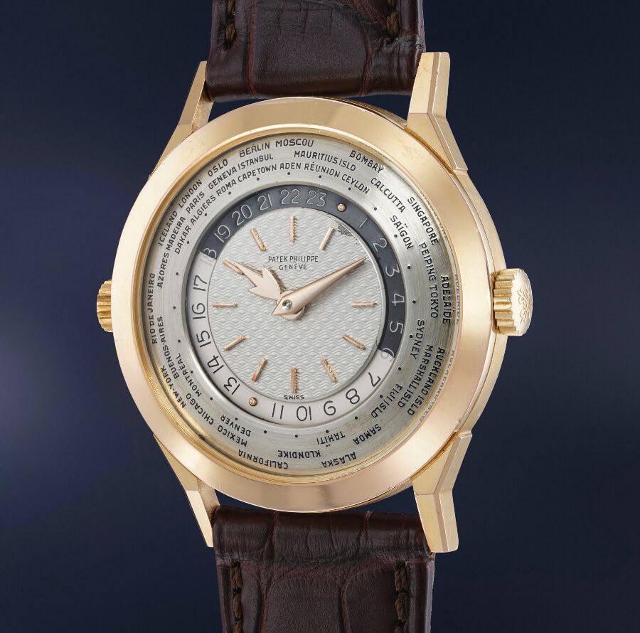 Patek Philippe Reference 2523/1 In Rose Gold