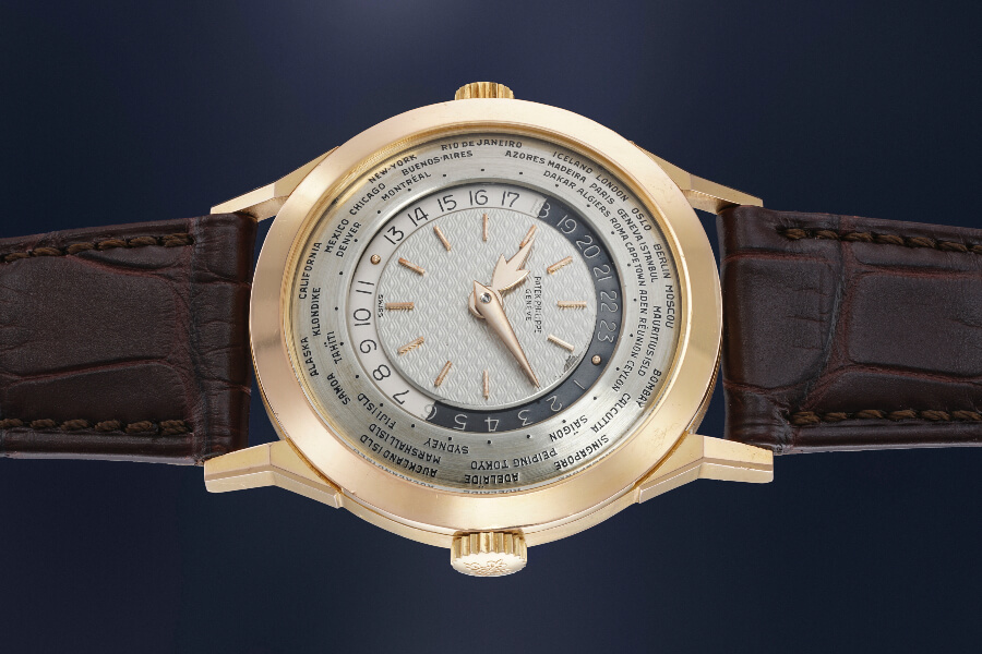 Patek Philippe Reference 2523/1 In Rose Gold Watch Review