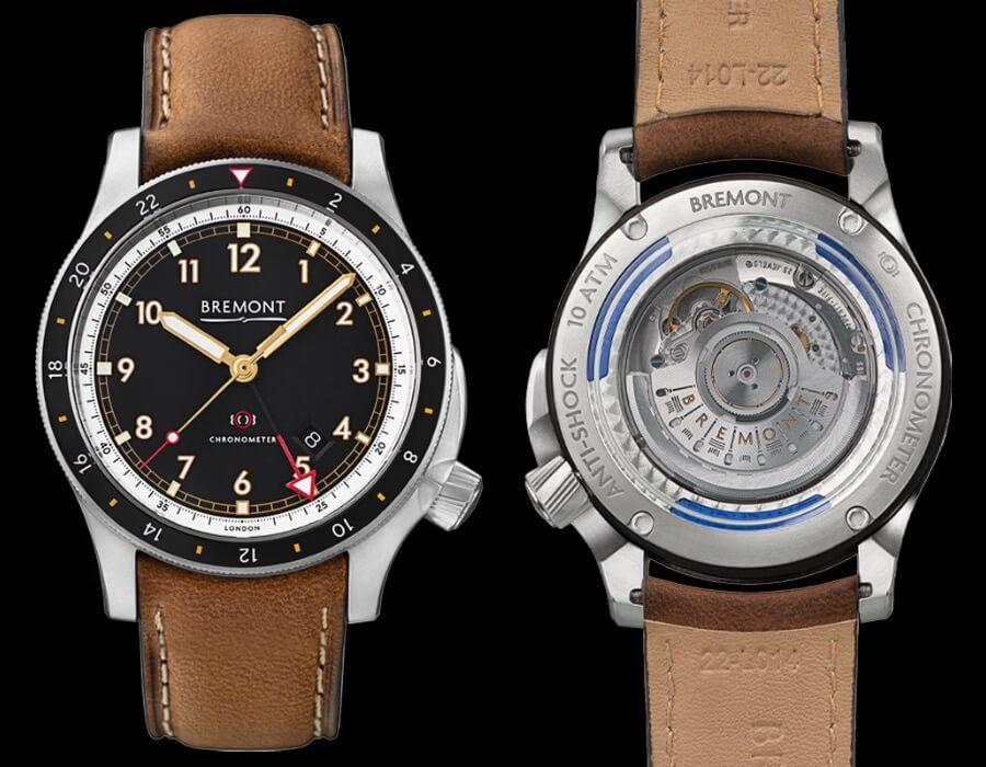 Bremont ionBird Watch