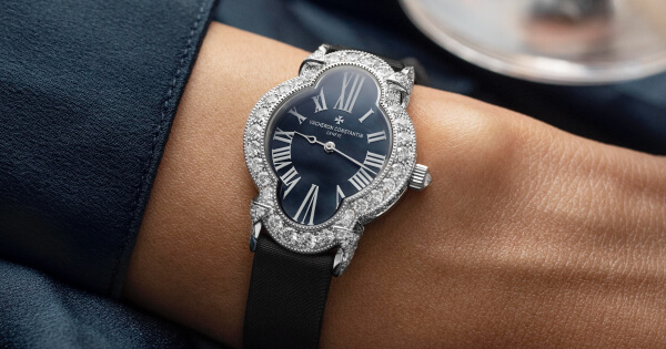 Vacheron Constantin Heures Créatives Heure Romantique (Price, Pictures and Specifications)