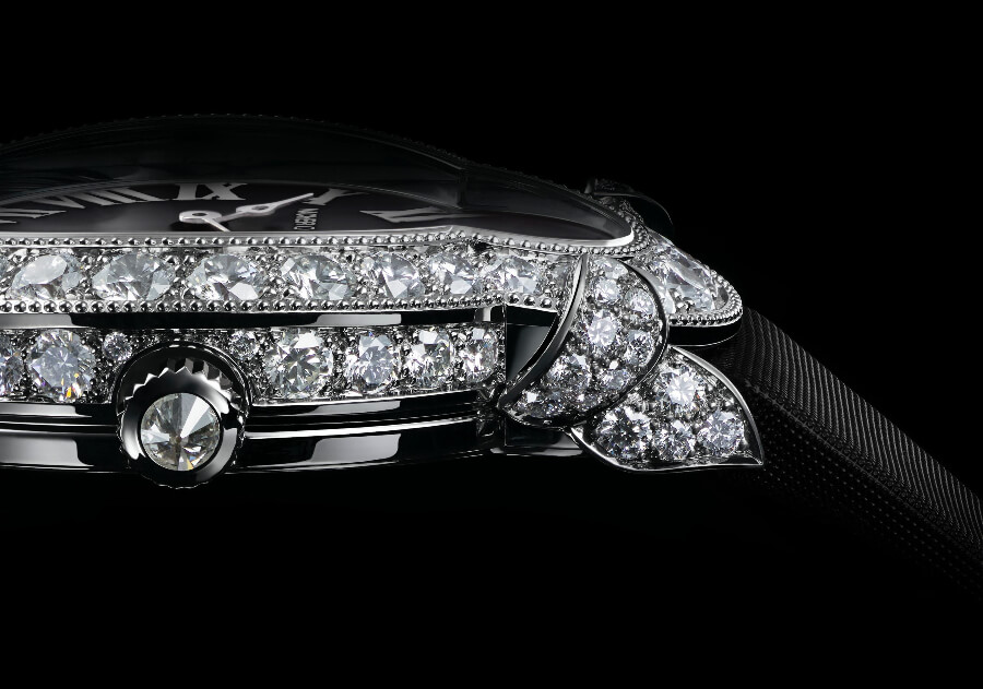 Diamond Watch Vacheron Constantin Heures Créatives Heure Romantique