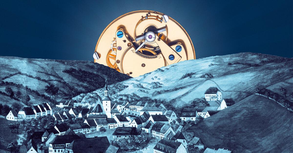 Glashütte Watches – How It All Began