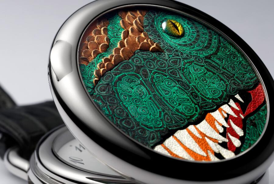 Hermes Arceau Pocket Aaaaargh Watch Review