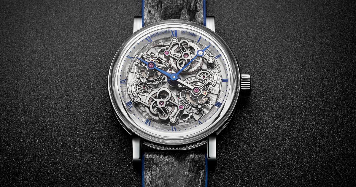 Breguet Classique Double Tourbillon 5345 Quai De L'Horloge (Price, Pictures and Specifications)