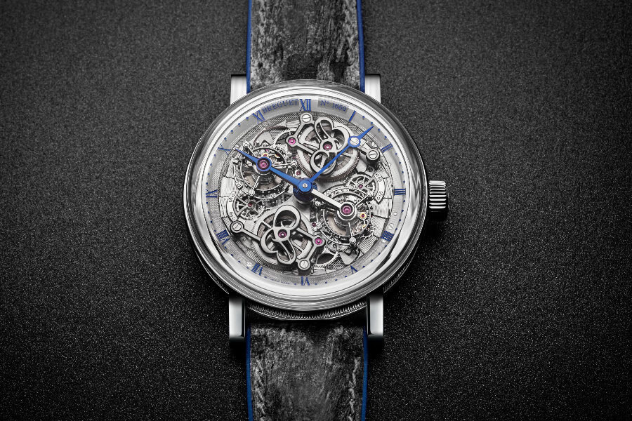 Breguet Classique Double Tourbillon 5345 Quai De L'Horloge Watch Review